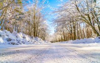 Michigan Winter Roads